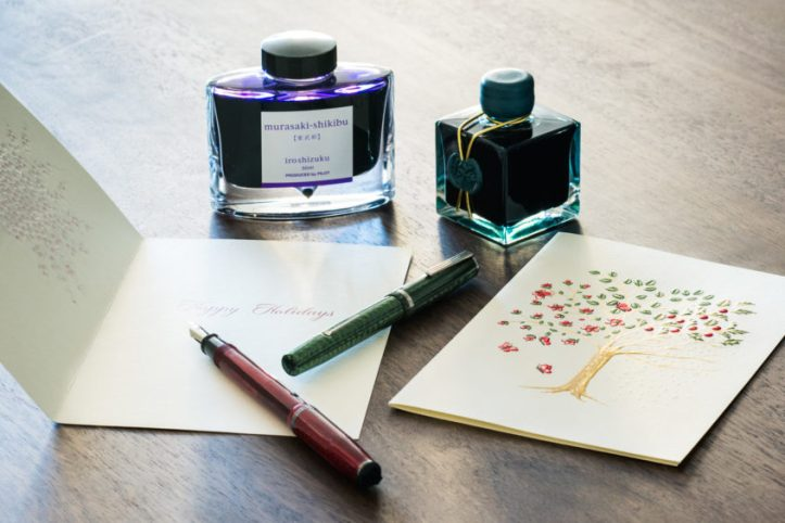 How-To-Use-Your-Fountain-Pen-More-Often-Holiday-Cards-4-846x565
